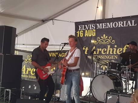 Elvis memorial Vlissingen 2018